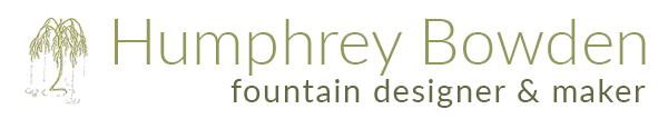 Humphrey Bowden Garden Fountain Designer