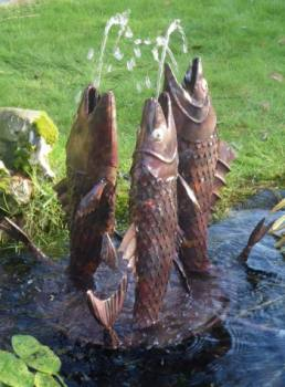 First Fish Fountain
